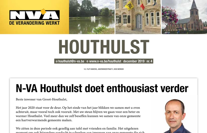 voorpagina HAH Houthulst